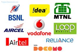 Indian Mobile Service Providers