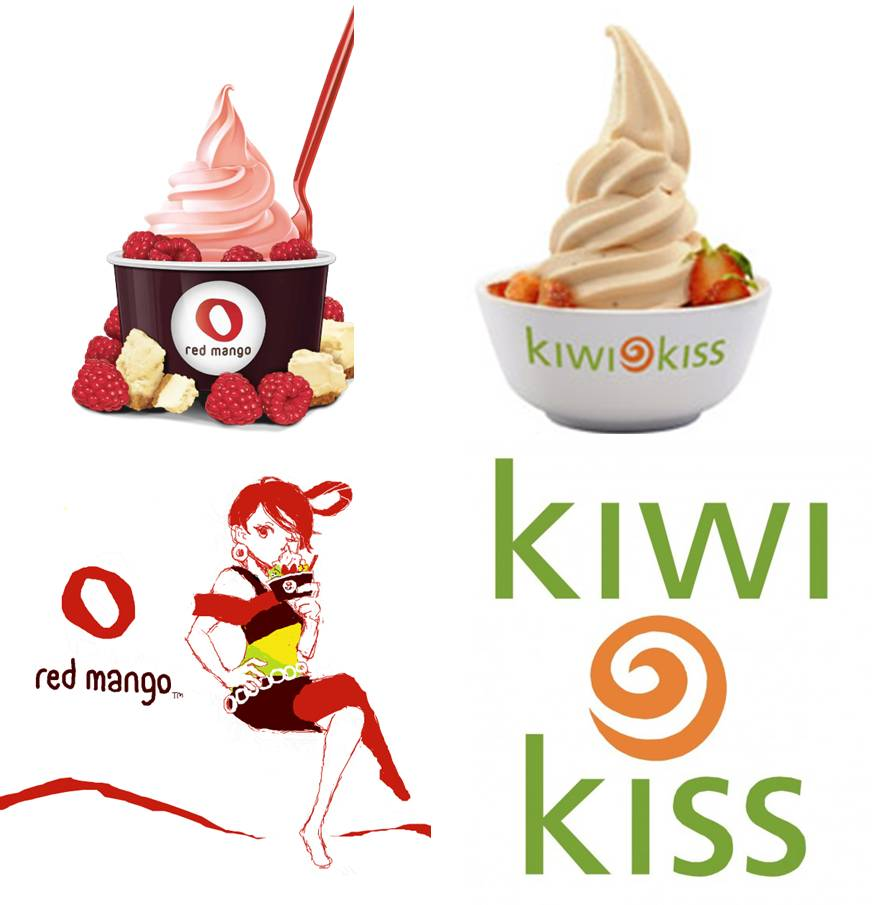 frozen yogurt brands