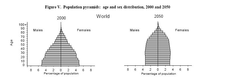world popn pyramid