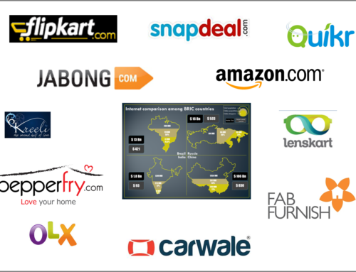 Why Snapdeal sponsors Big Boss, and Flipkart / Pepperfry / Fabfurnish / Jabong / Amazon etc. advertise on mass media