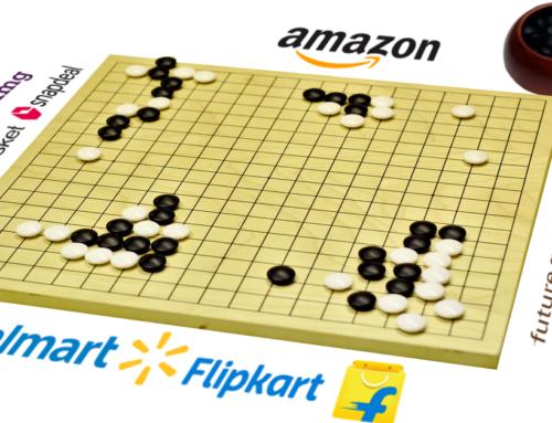 Walmart's Flipkart Gamble