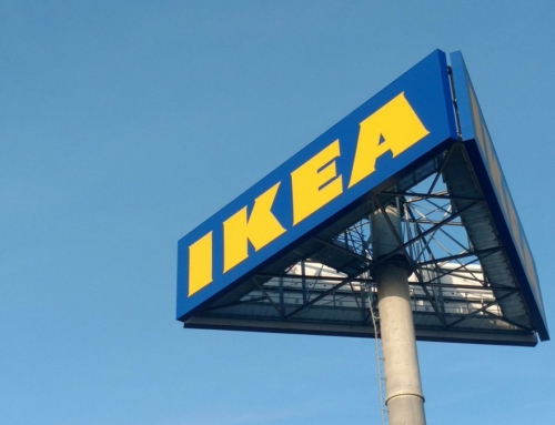 Välkommen IKEA!